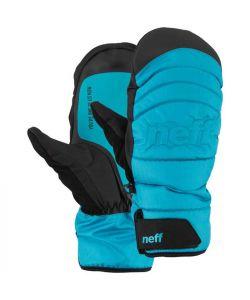 Neff Digger Mitt Teal Glove Ανδρικά Γάντια