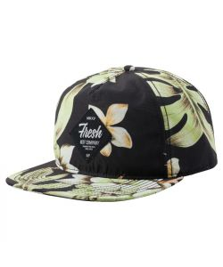 Neff Filthy Floral Deconstructed Black Hat