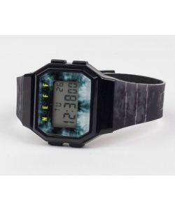 Neff Flava Wild Black Bleach Black Watch