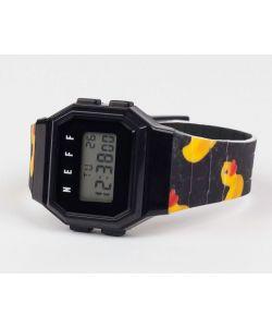 Neff Flava Wild Ducky Wash Black Ρολόι