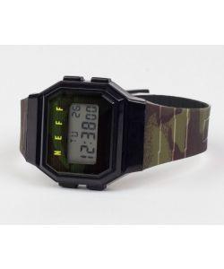 Neff Flava Wild Nu Camo Black Watch