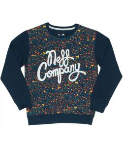 NEFF GUMBALL CREW FLEECE NAVY ΠΑΙΔΙΚΟ ΦΟΥΤΕΡ