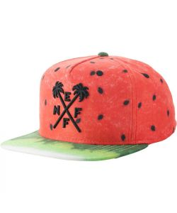 Neff Hard Fruit Deconstructed Watermelon Hat