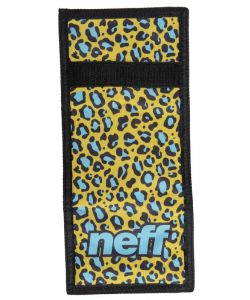 NEFF JUNGLE YELLOW WALLET