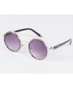 Neff Leon Ivory Tort Silver Sunglasses