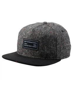 Neff Lfph Snapback Grey Καπέλο