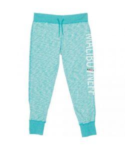 Neff Malibu Teal Women's Jogger Pants