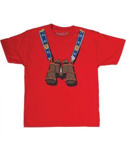 Neff Navigator Red Youth T-Shirt