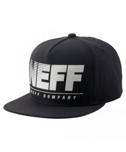 Neff Neon Krinkle Deconstrued Black Hat