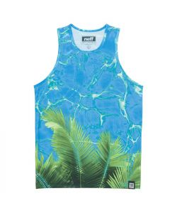 Neff Palm Water Blue Men's Tank