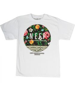 Neff Rosal Empire White Παιδικό T-Shirt