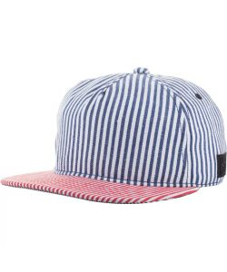 Neff Stripe Navy Ηατ