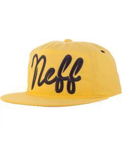 Neff Sunburn Yellow Καπέλο