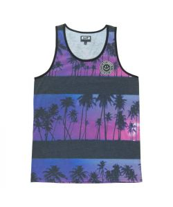 Neff Sunset Purple Men's Tank