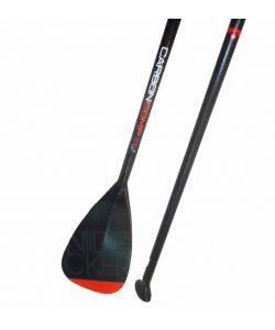 Nidecker Carbon Comp 10%Stiffer Black Red Κουπί