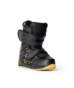 Nidecker Mini Player Black Youth Snowboard Boots