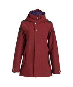 Nikita Banyon Merlot Women's Snow Jacket