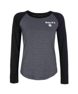 Nikita Cornerstone Black Women's Long Sleeve T-Shirt