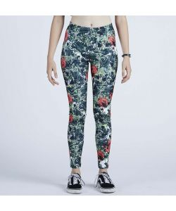 NIKITA DEMO CAMO POP WOMEN'S LEGGINGS