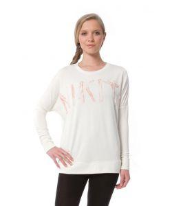 Nikita Evolution Crew Vanilla Ice Women's Long Sleeve T-Shirt