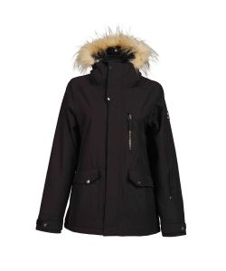 Nikita Hawthorne Black Women's Snow Jacket