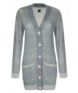 Nikita Hekla Sweater Dark Slate Women's Cardigan