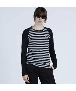 Nikita Melvin L/S Black Stripe Women's Long Sleeve T-Shirt