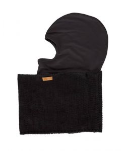 Nikita Midnight Black Women's Balaclava