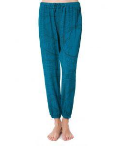 Nikita Slate String Print Ocean Depths Women's Pants