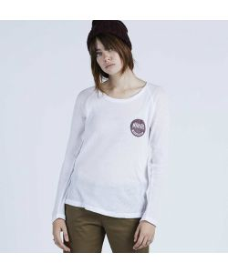 Nikita Tour L/S White Women's Long Sleeve T-Shirt