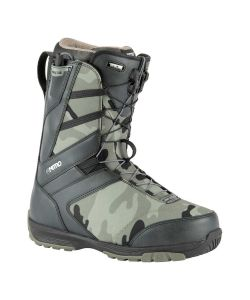 Nitro Anthem Tls Camo Black Men's Snowboard Boots