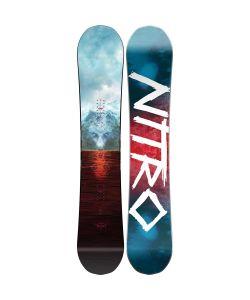 Nitro Beast Men's Snowboard