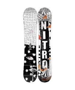NITRO BEAST x VOLCOM SNOWBOARD