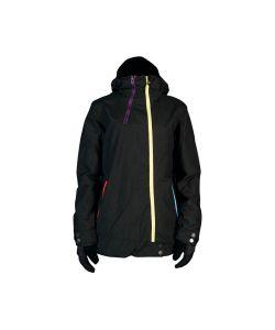 Nitro Blue Monday Black Snow Jacket