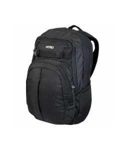 Nitro Chase True Black 35l Backpack