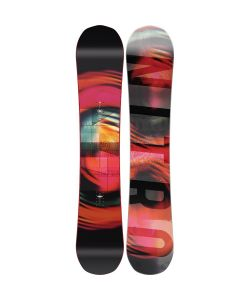 Nitro Cinema Men's Snowboard