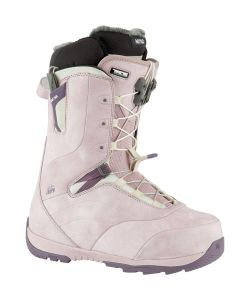 Nitro Crown TLS Rose Purple Women's Snowboard Boots