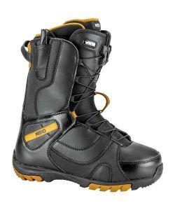 Nitro Cuda Tls Black Women's Snowboard Boots