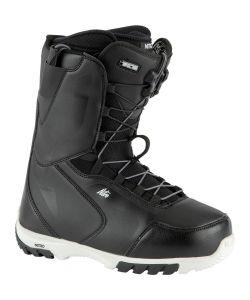 Nitro Cuda Tls Black White Women's Snowboard Boots