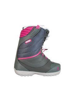 Nitro Cuda Tls Grey Rodamine Γυναικείες Μπότες Snowboard