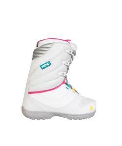 Nitro Cuda White Γυναικείες Μπότες Snowboard