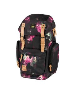 Nitro Daypacker Black Rose Backpack