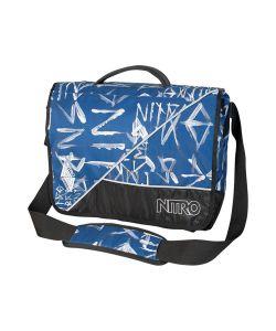 NITRO EVIDENCE XL BAG SMEAR MIDNIGHT