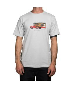 Nitro Firetruck Ghost Men's T-shirt