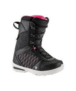 Nitro Flora Standard Black Perry Γυναικείες Μπότες Snowboard