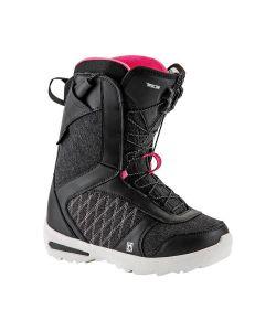 Nitro Flora Tls Black Perry Γυναικείες Μπότες Snowboard