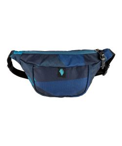 Nitro Fragment Blue Hip Bag