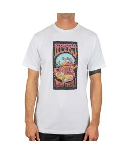 NITRO FUTURE WHITE T-SHIRT