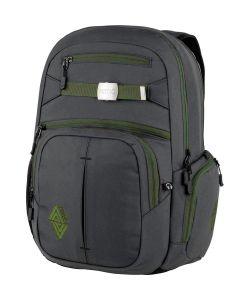 Nitro Hero Pirate Black Backpack
