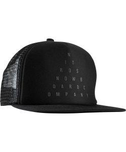 Nitro Keepon Black Trucker Hat